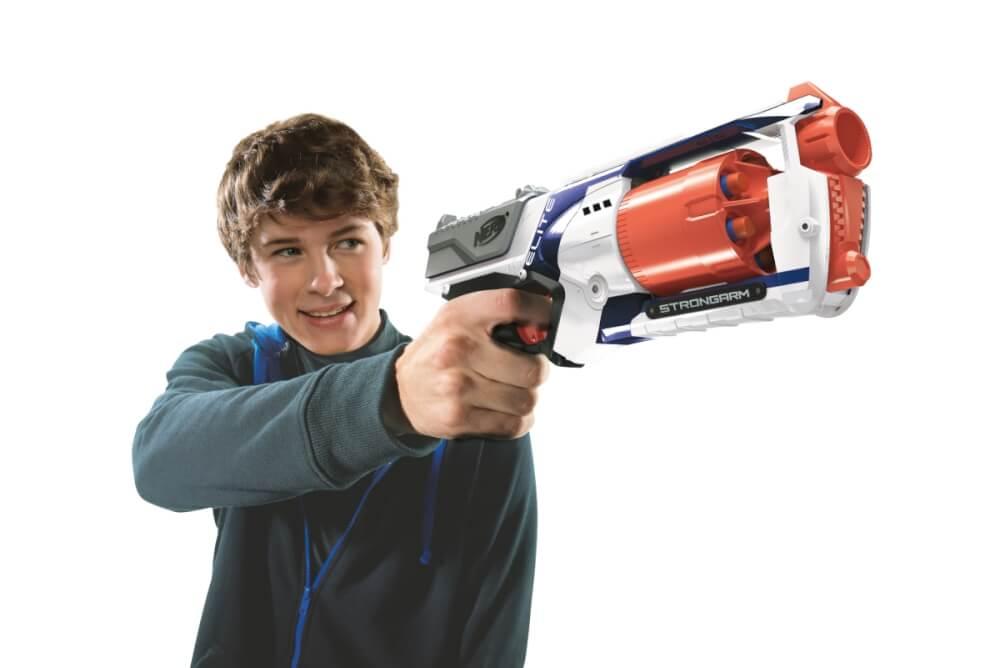 Hasbro 36033e35 Nerf N-strike Elite XD Strongarm günstig kaufen Spielzeug-Bogen, -Armbrust & -Dart Spielzeug für draußen