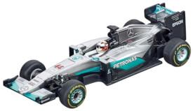 Carrera GO!!! - Mercedes F1 W07 Hybrid (L. Hamliton, Nr. 44), 1:43, ab 8 Jahre