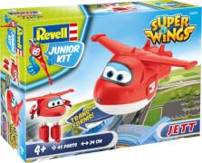 Super Wings REVELL Junior Kit Jett