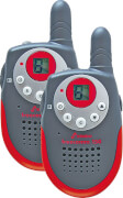 Stabo Walkie-Talkie ''Freecomm 150 PMR'' inkl. Display, 5 km Reichweite
