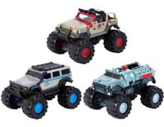 Mattel FMY48 Matchbox Jurassic World 1:24 Truck sortiert