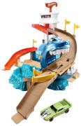 Mattel Hot Wheel Color Change Hai-Attacke Spielset