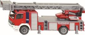 SIKU 1841 SUPER - Feuerwehrdrehleiter, 1:87, ab 3 Jahre