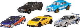 Mattel GBW75 Hot Wheels Premium Car Fast & Furious