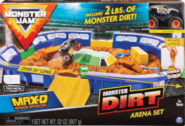 Spin Master Monster Jam Dirt Arena