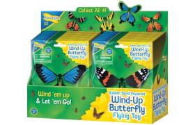 Wind-Up Butterfly, sortiert