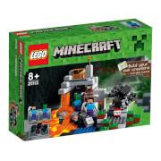 LEGO® MinecraftT 21113 Die Höhle