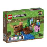 LEGO® Minecraft 21138 Melonenplantage, 69 Teile