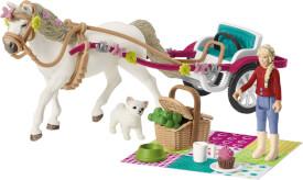 Schleich Horse Club 42467 Kutsche für Pferdeshow