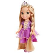 Disney Princess Puppe Haarglanz-Rapunzel circa 35cm