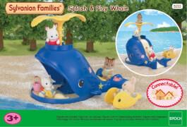 Sylvanian Families 5211 Spiel- & Spaßwal