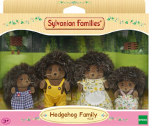 Sylvanian Families  4018 Igel: Familie von Stachel