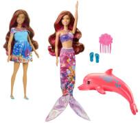 Mattel Barbie Magie der Delfine - Meerjungfrau