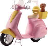 Mattel FRP56 Barbie Motorroller Pink