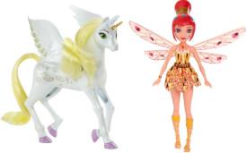 Mattel Mia and me Mini-Puppe Yuko & Onchao