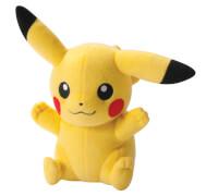 TOMY T18610  Pokemon Plüsch-Pikachu, ca. 20 cm