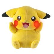 TOMY T18984  Pokemon Plüsch-Pikachu mit Funktion