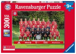 Ravensburger 13250 Puzzle: FC Bayern Saison 17/18 300 Teile