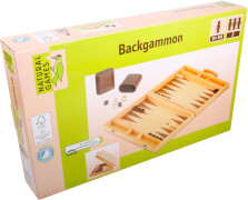 Natural Games Backgammon 38 x 22 x 5 cm