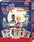 AMIGO 01920 Café International, Kartenspiel, für 2-5 Spieler, Spieldauer: ca. 45 Min, ab 10 Jahren