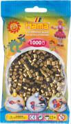 HAMA 207-63 Bügelperlen Midi - Bronze 1000 Perlen, ab 5 Jahren