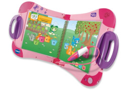 Vtech 80-602154 MagiBook, pink, ab 24 Monate - 7 Jahre
