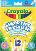Crayola Filzstifte, Supertips