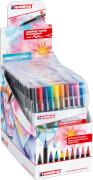 Edding Watercolor Fasermaler- Set, 10er