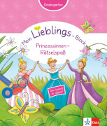 Mein Lieblingsblock - Prinzessinnen Rätsel