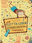 Arena - Dein Lotta-Leben - geheimes Tagebuch, Lesebuch, 96 Seiten. Ab 8 Jahre