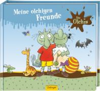 Die Olchis. Meine olchigen Freunde, Freundebuch, 96 Seiten, ab 5 Jahren