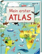 Ravensburger 55472 Mein erster Atlas - F20