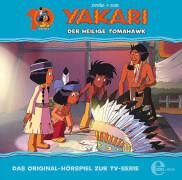 Yakari - Folge 32: Der heilige Tomahawk (CD)