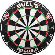 Bull's Focus Bristle Dartboard