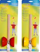 Outdoor active Diabolo, # 10 cm, 2-fach sortiert