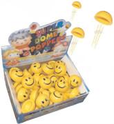 Poppball Smilie / Schnalzer