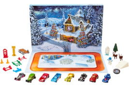 Mattel FKF95 Hot Wheels Adventskalender
