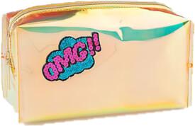 Depesche 6348 TOPModel Beauty Bag gelb, OMG! !