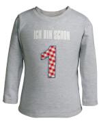 T-Shirt Ich bin schon 1 BabyGlück Gr. 80/86